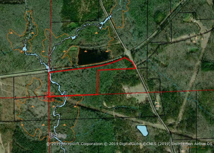Highway 86,  24.4 Acre Tract